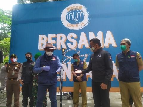 Ridwan Kamil Resmikan Tim Merpati dan Elang untuk Perangi Covid-19