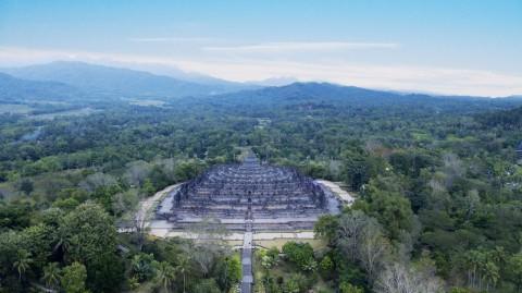 Pemerintah Kebut Rencana Induk Parisiwata Borobudur-Prambanan