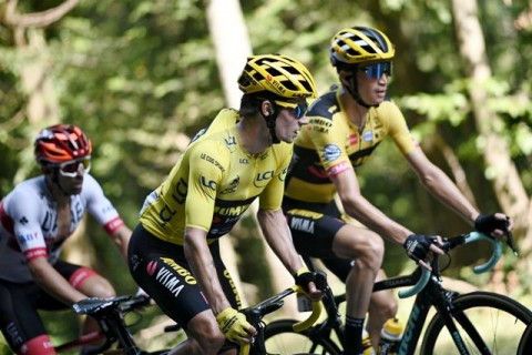 Tidak Ada Pembalap Tour de France Positif Covid-19