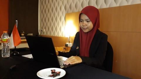 Tim Indonesia Sabet Juara Dua Ajang Olimpiade Ekonomi Internasional
