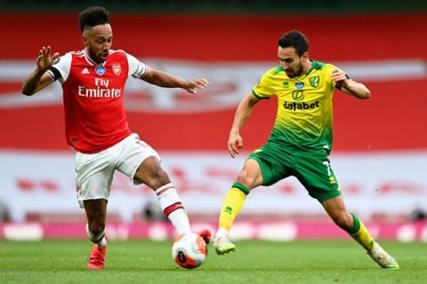 Aubameyang Perpanjang Kontrak di Arsenal