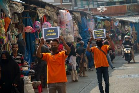 Satgas PSBB Jakarta Bakal Terjun ke Daerah Kumuh