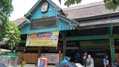 2 Pasar di Yogyakarta Jadi Titik Penularan Covid-19