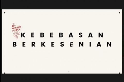 Komite Seni Rupa dan Jakarta Biennale 2021 Fasilitasi Kebebasan Ekspresi dan Bela Kemanusiaan