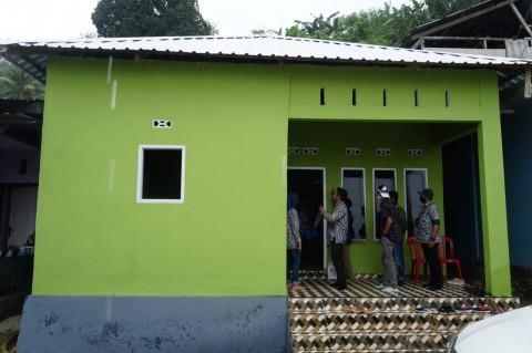 Kementerian PUPR Perbaiki Puluhan Rumah di Ambon