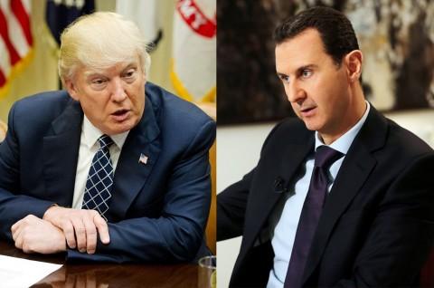 Trump Mengaku Pernah Berencana Bunuh Presiden Suriah