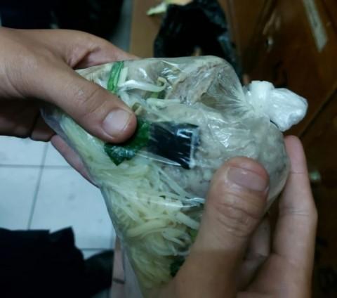 Bakso Isi Sabu Gagal Masuk Lapas Sukamiskin Bandung