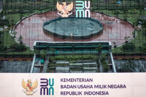 Kementerian BUMN: Bangun Superholding Tak Bisa Buru-Buru
