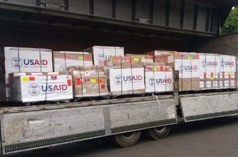 AS Donasikan 400 Ventilator Tambahan untuk Indonesia