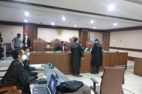Eks Direktur PT HTK Didakwa Menyuap Bowo Sidik Rp2,7 Miliar