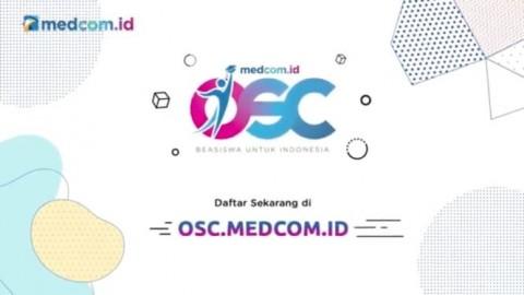 Peminat Beasiswa OSC Medcom.id Meningkat dari Tahun Lalu