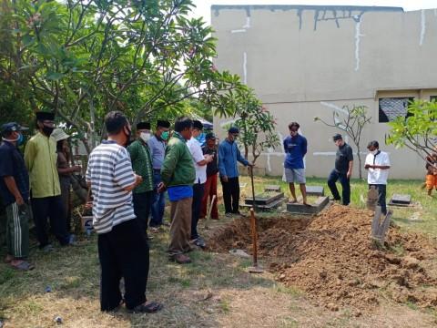 Sekda Saefullah Bakal Dikebumikan di Samping Makam Orang Tua