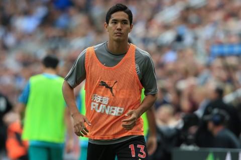 Newcastle United Pinjamkan Yoshinori Muto kepada Eibar