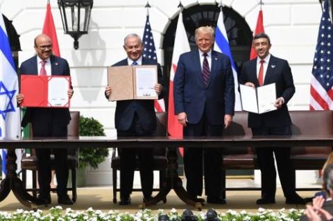 Normalisasi Hubungan Israel-UEA-Bahrain Dinilai Atas Persetujuan Saudi