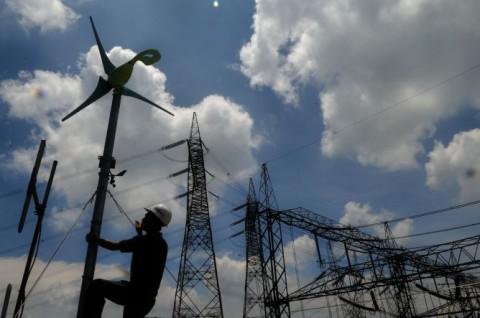 Ilustrasi energi terbarukan - - Foto: Antara/ Rosa Panggabean