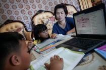 Survei: Belajar Anak Selama Pandemi Lebih Banyak Bebani Ibu Ketimbang Ayah