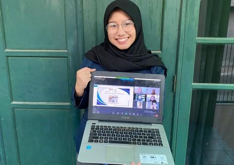Mahasiswa Unair Raih 'Best Group Presentation' di Ajang Internasional