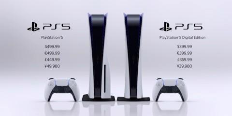 Misteri Terungkap, Sony Akhirnya Merilis Harga PS5