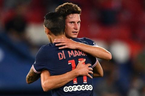 Gol Tunggal Draxler Bawa PSG Raih Kemenangan Perdana