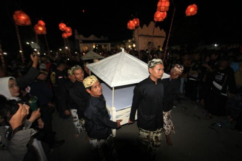 Peringatan Tradisi Panjang Jimat Diminta Ditiadakan