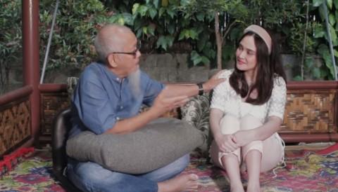 Ayah Shandy Aulia Sudah Lama Ingin Bicara Agama dengan Putrinya