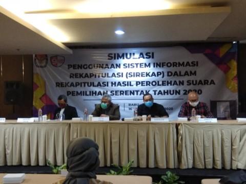 KPU Tegaskan Sistem Sirekap Pilkada Karya Anak Bangsa