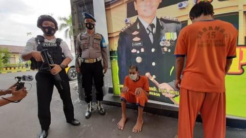 Cabuli 4 Bocah, Kakek di Cirebon Ditangkap Polisi