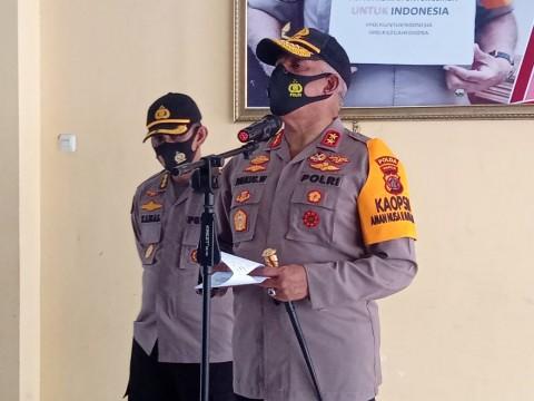 Wakil Bupati Yalimo Jadi Tersangka Penabrak Polwan Hingga Tewas