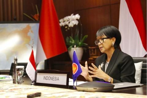 Kepada Menlu Saudi, Indonesia Sampaikan Kecaman atas Serangan Houthi