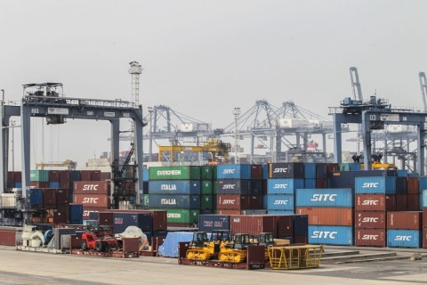 Sektor Logistik Masih Diminati Investor