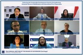 ADB to Establish Regional Hub to Improve Tax Cooperation