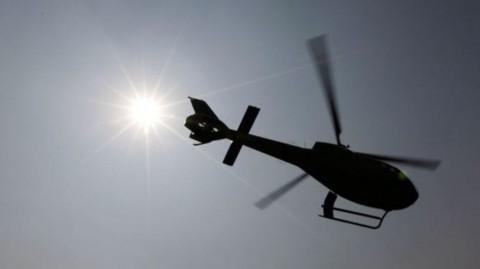 Helikopter PT NUH Hilang Kontak di Nabire