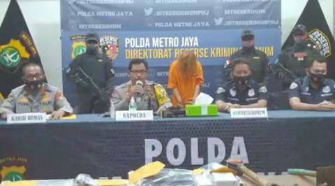 Jasad di Kalibata City Dimutilasi untuk Hilangkan Jejak