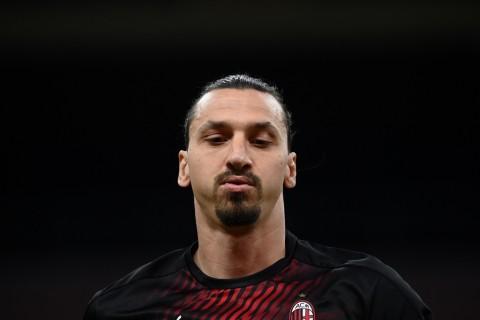 Ibrahimovic Sumbang Gol, AC Milan Melaju ke Babak Ketiga Liga Europa