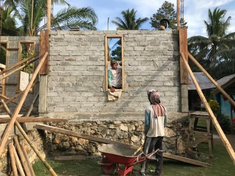 4.961 Rumah Tak Layak Huni di Sulteng Diperbaiki