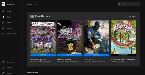 Cara Download Football Manager 2020 Gratis di Epic Games Store
