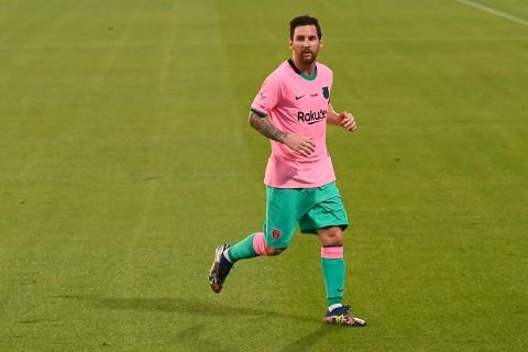 Barcelona Terancam tanpa Lionel Messi pada El Clasico Jilid Pertama