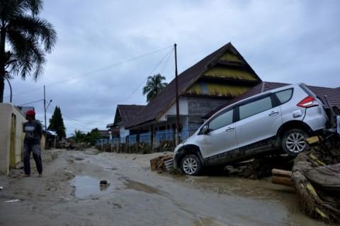 Sulsel Mulai Bangun Huntap bagi Korban Banjir Luwu Utara