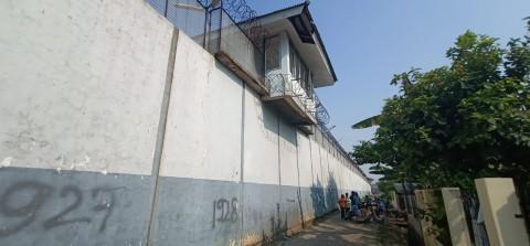 Ditjen PAS Selidiki Tahanan Lapas Tangerang Kabur Menjebol Gorong-gorong