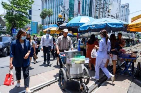 Thailand Laporkan Kematian Perdana Covid-19 dalam 100 Hari