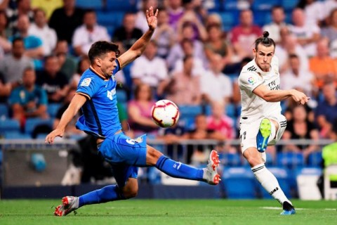 Gareth Bale Tiba di London Jelang Transfernya ke Tottenham