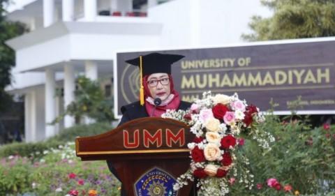 Guru Besar ke-17 UMM, Tekuni Pertanian Potensial Berpigmen