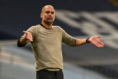 Guardiola Pasrah jika Manchester City Berhenti Belanja