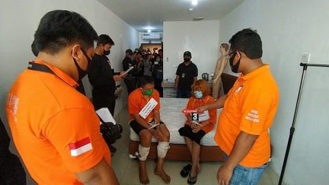 Potongan Tubuh Rinaldi Dibawa Bertahap ke Apartemen Kalibata City