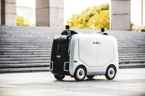Alibaba Cloud Juga Luncurkan Robot Pengantar Autonomous