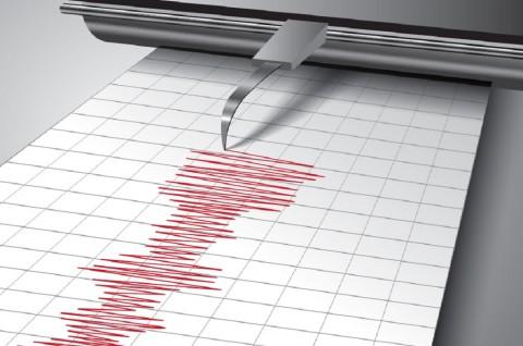 Gempa Magnitudo 5,7 Guncang Lepas Pantai Yunani