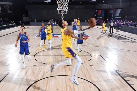 LA Lakers Ungguli Denver Nuggets pada Game Pertama
