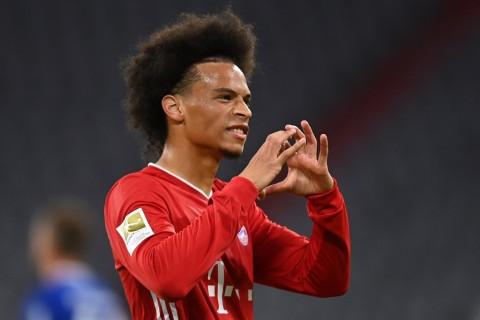 Cetak Gol Debut Bersama Bayern, Sane: Saya Belum 100 Persen