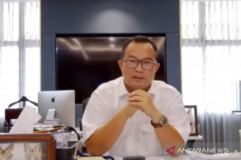 Rektor IPB Terpapar Covid-19