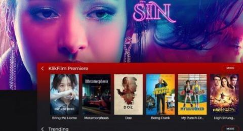 Klik Film Jalin Kerjasama dengan tvN Movies dan Celestial Movies
